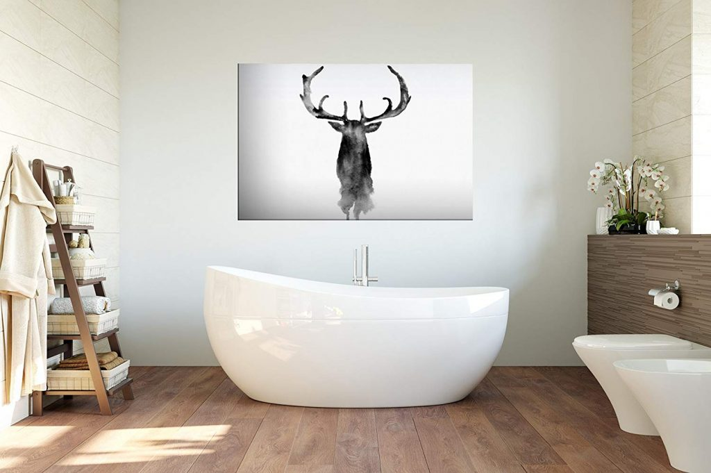 Kolorystyka I Meble W Skandynawskiej łazience Docieplenie