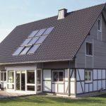 Prosty dach dwuspadowy, zalety rozwiązania