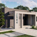 Projekt domu a technologia budowy i parametry energetyczne budynku