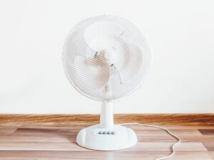 klimatyzer wentylator